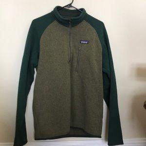 Patagonia Men's Half Zip Fleece